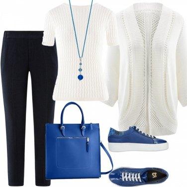 Outfit Semplicita\' quotidiana a piccoli prezzi