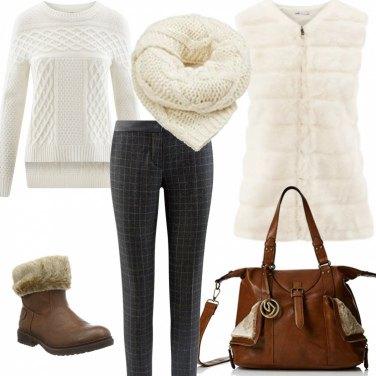 Outfit Caldo, comodo e in sconto