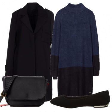 Outfit Calda e comoda