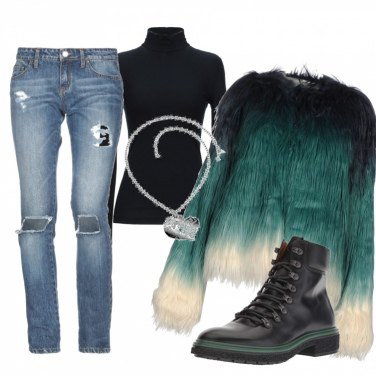 Outfit Giornata shopping