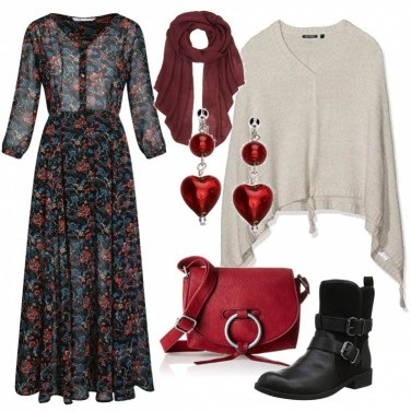 Outfit Boho low cost