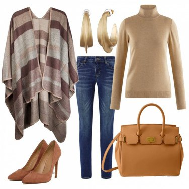 Outfit Marroni