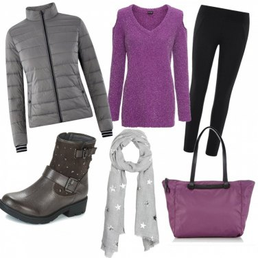 Outfit Urban Style Stellato