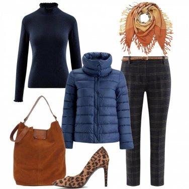 Outfit Alla moda spendendo poco