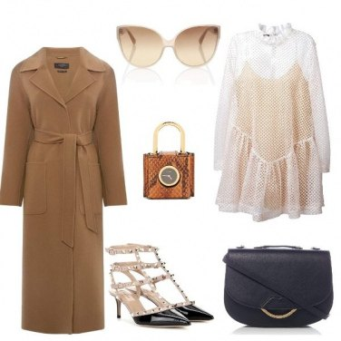 Outfit Lady chic