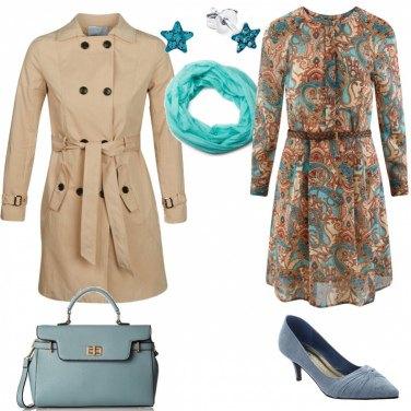 Outfit Un tocco di mare