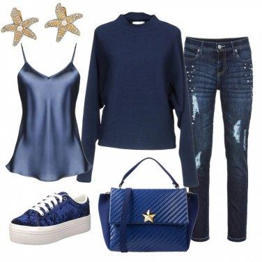 Outfit Aquagirl