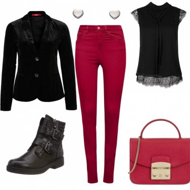 Outfit Urban #445