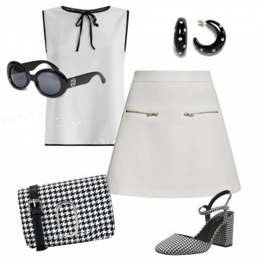 Outfit Una festa anni \'60