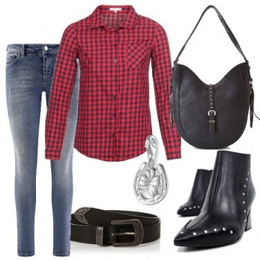 Outfit Etnico #113