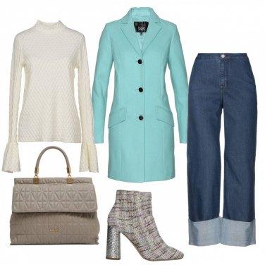 Outfit Il cappotto Tiffany