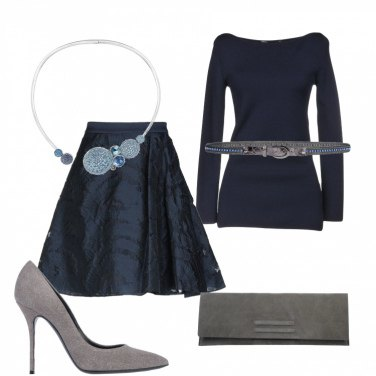 Outfit Look raffinato