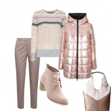 Outfit Basic #617