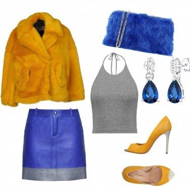 Outfit Party con il colore