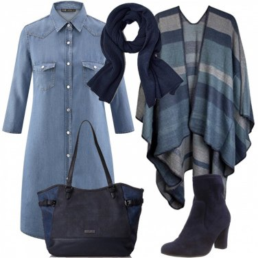 Outfit Blu denim