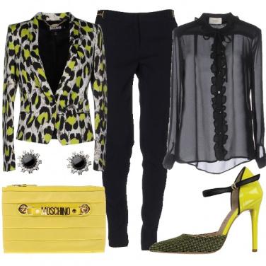 Outfit Eccentrica chic