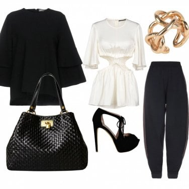 Outfit Trendy chic