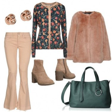 Outfit Soft beige