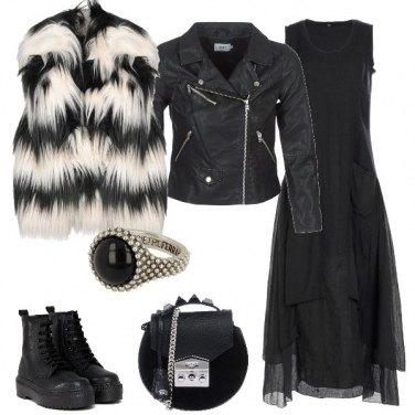 Outfit Uno stile così