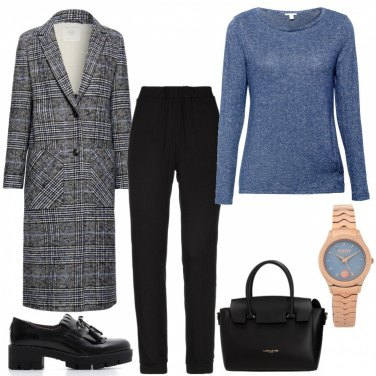 Outfit Cappotto lungo!