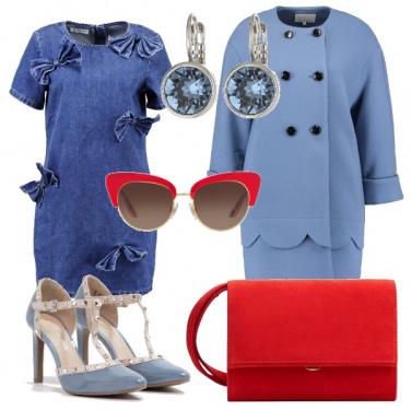 Outfit Ogni fiocco un capriccio