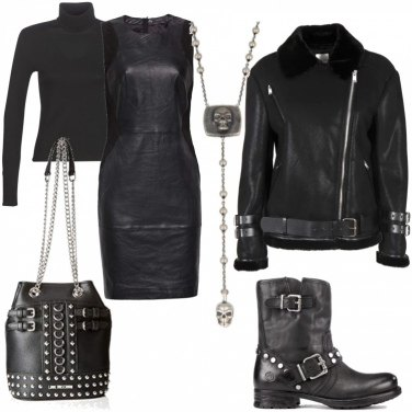 Outfit Very Rock