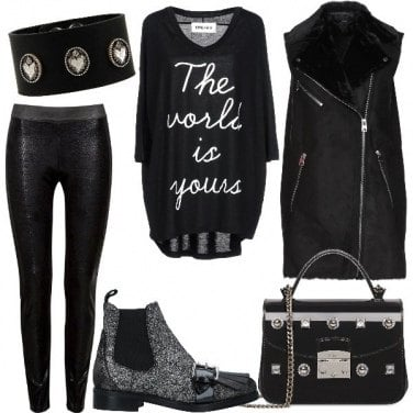 Outfit Beatles trendy
