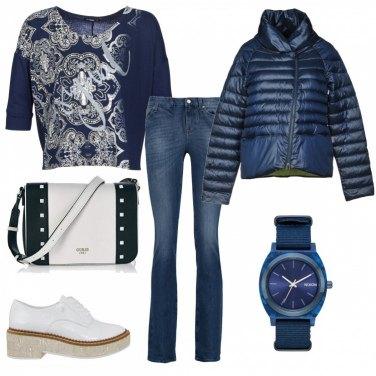 Outfit Tutti i giorni femminile