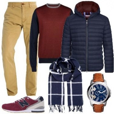 Outfit Casual a 50 anni