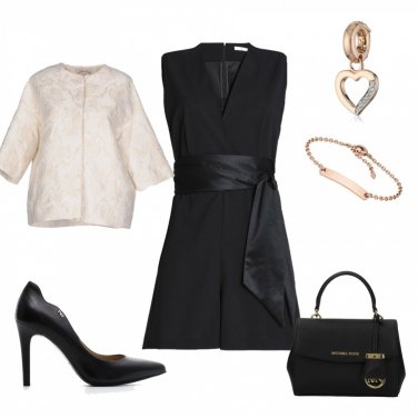 Outfit Aperitivo in stile