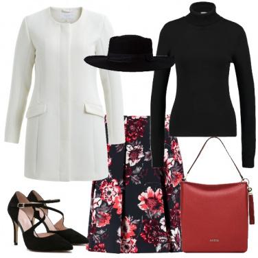 Outfit Raffinata e femminile