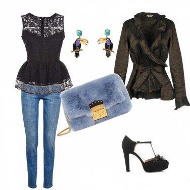 Outfit La borsa trendy