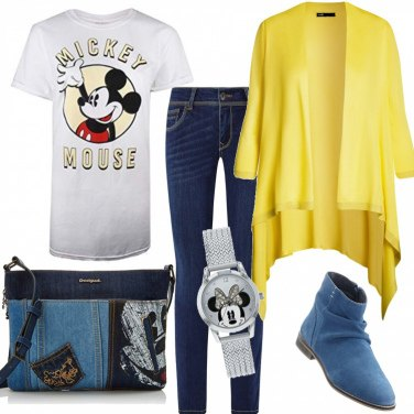 Outfit Mickey mania