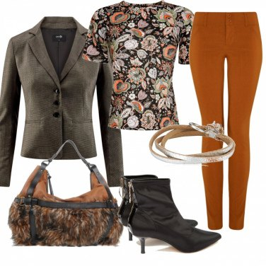 Outfit Raffinato low-cost