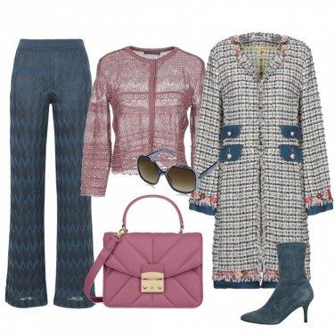 Outfit La borsa impunturata