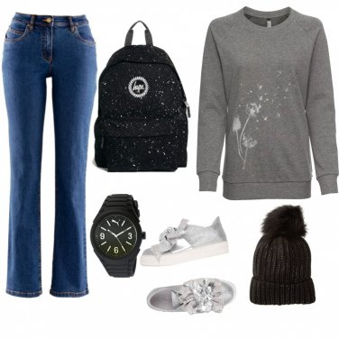 Outfit Basic #672