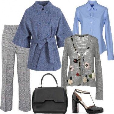 Outfit Cappotto kimono