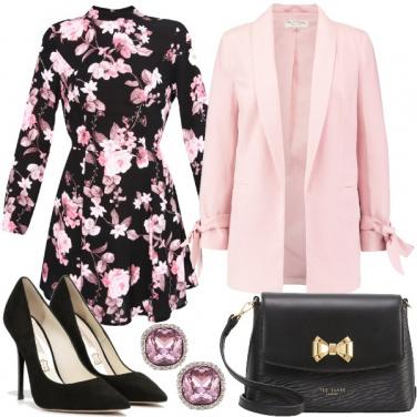 Outfit Piccola romantica