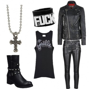 Outfit Only rock \'n roll