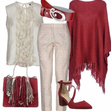 Outfit L\' eleganza delle frange