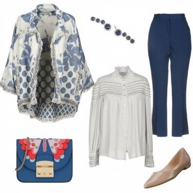 Outfit La borsa farfalla
