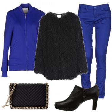 Outfit Un po\' di blu