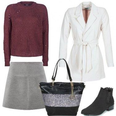 Outfit Semplicemente femminile