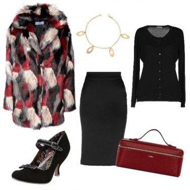 Outfit Noir désir