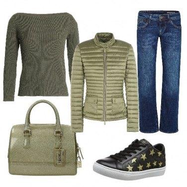 Outfit A scuola ma sofisticata