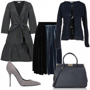 Outfit Soprabito elegante