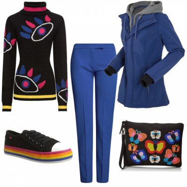 Outfit Supercolor