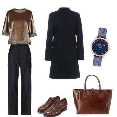 Outfit Trendy, tipica giornata di lavoro