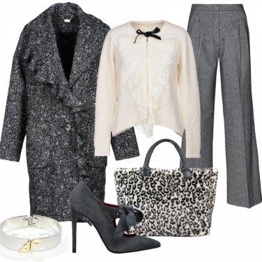 Outfit Il cappotto