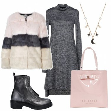 Outfit Soft pink